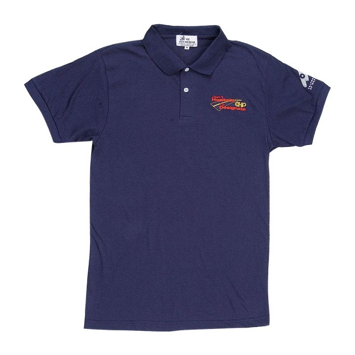 Basic Jersey Knit Polo