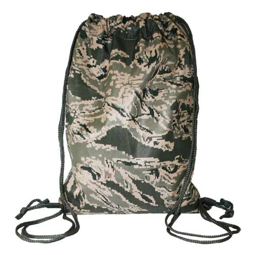 Camouflage Drawsting Bag