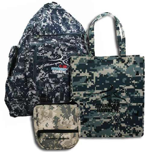 PVC Camouflage Bags